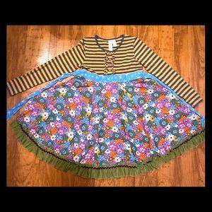 Matilda Jane size 10 Character Counts dress